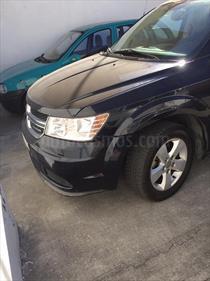 Foto venta Auto usado Dodge Journey SXT 2.4L 7 Pasajeros (2011) color Azul Mora precio $170,000