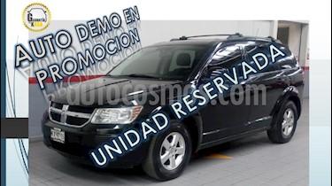 Foto venta Auto Seminuevo Dodge Journey SXT 2.4L 7 Pasajeros (2010) color Negro precio $145,000