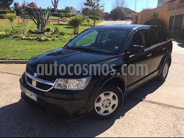 Foto venta Auto usado Dodge Journey SXT 2.4L Aut  (2011) color Negro precio $6.190.000