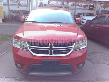 Foto venta Auto Seminuevo Dodge Journey SXT PLUS 7 PASAJERO (2015) color Rojo Adrenalina precio $259,000