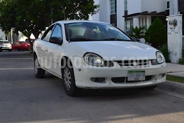 Foto venta Auto usado Dodge Neon 2.0L LE Aut (2002) color Blanco precio $37,000