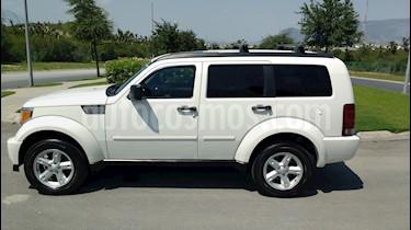 Foto venta Auto usado Dodge Nitro SLT 4x2 Premium Aut (2007) color Blanco precio $120,000