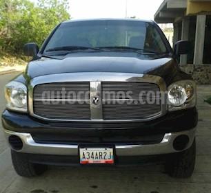 Foto venta carro Usado Dodge Ram 2500 Pick Up 4x4 (2008) color Negro precio u$s10.000