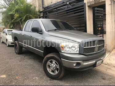 Dodge Ram 2500 Pick Up 4x4 usado (2008) color Gris precio u$s6.500
