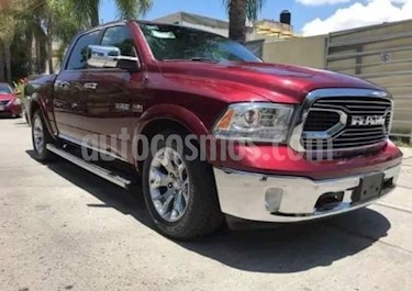 Foto venta Auto usado Dodge Ram Mega Cab Laramie 5.7L 4x4 (2016) color Rojo precio $400,000