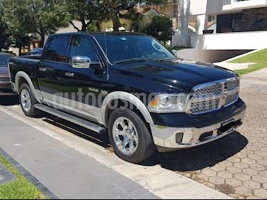 Foto venta Auto usado Dodge Ram Mega Cab Laramie 5.7L 4x4 (2013) color Negro precio $385,000