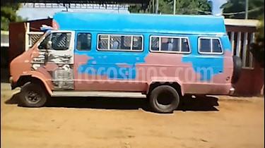 Foto Dodge ram van transpote publico usado (1985) color Azul precio u$s950