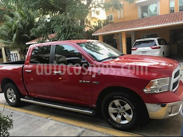 Foto venta Auto Seminuevo Dodge Ram Wagon 2500 SLT V8 (2013) color Rojo Vivo precio $240,000