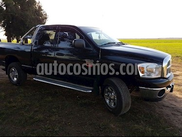 Foto venta Auto Usado Dodge Ram 2500 Laramie 4x4 Cabina Doble (2008) color Negro