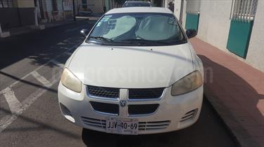 Foto venta Auto Usado Dodge Stratus 2.4L SE Aut (2006) color Blanco precio $62,000