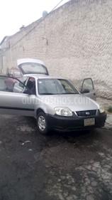 Foto venta Auto Seminuevo Dodge Verna 1.5L GL 3P (2004) color Plata precio $37,000