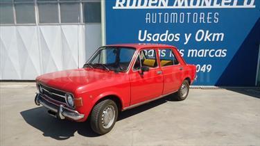 Foto venta Auto usado Fiat 128 Iava Tv 1100 (1973) color Rojo precio $160.000