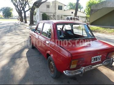 Foto venta Auto usado FIAT 128 Super Europa 1.3 (1971) color Rojo precio $40.000