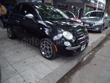 Foto venta Auto Usado Fiat 500 - (2012) color Negro precio $260.000