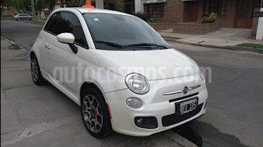 Foto venta Auto Usado Fiat 500 1.4 (2014) color Blanco precio $315.000