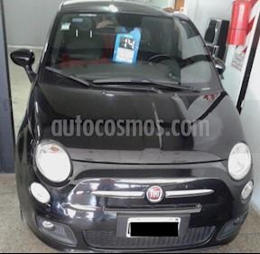 Foto venta Auto Usado Fiat 500 1.4 (2014) color Negro precio $325.000
