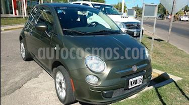 Foto venta Auto Usado Fiat 500 1.4 (2012) color Verde Oscuro precio $251.680