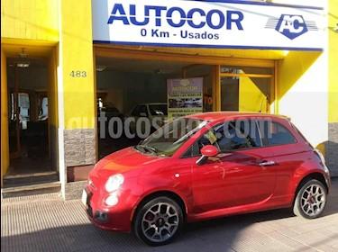Foto venta Auto Usado Fiat 500 1.4 (2013) color Rojo precio $285.000