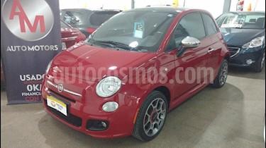 Foto venta Auto Usado Fiat 500 1.4 (2012) color Rojo precio $265.000