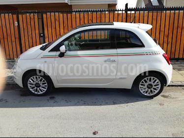 Foto venta Auto Usado Fiat 500 1.4L Cuero (2016) color Blanco precio $7.300.000