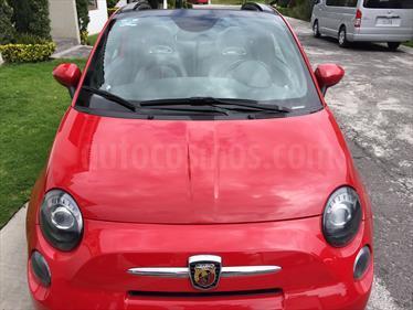 Foto venta Auto usado Fiat 500 Abarth Convertible (2014) color Rojo precio $240,000