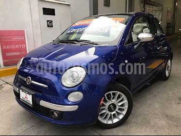 Foto venta Auto Seminuevo Fiat 500 Abarth Convertible (2013) color Azul precio $180,000