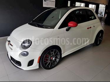 Foto venta Auto Usado Fiat 500 Abarth (2014) color Blanco precio $225,000