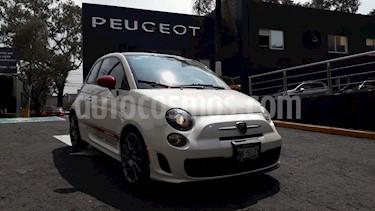 Foto venta Auto Seminuevo Fiat 500 Abarth (2016) color Blanco precio $297,900