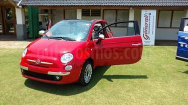foto Fiat 500 Cabrio Lounge Aut
