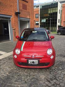 Foto venta Auto Usado Fiat 500 Cult (2013) color Rojo Perla precio $235.000