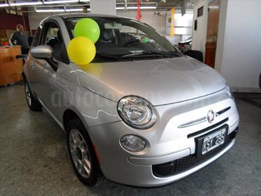Foto venta Auto Usado Fiat 500 Cult (2012) color Gris precio $231.980