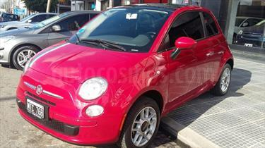 Foto venta Auto Usado Fiat 500 Cult (2013) color Rojo Corsa precio $249.000