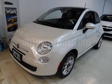 Foto venta Auto Usado Fiat 500 Cult (2014) color Blanco precio $229.000
