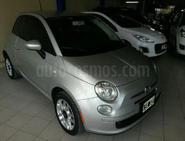 Foto venta Auto Usado Fiat 500 Cult (2012) color Gris Claro precio $205.000