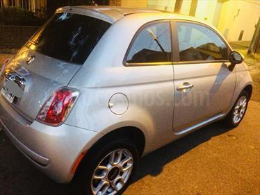 Foto venta Auto Usado Fiat 500 Cult (2013) color Gris Plata  precio $215.000
