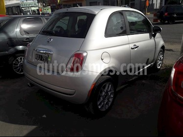Foto venta Auto usado Fiat 500 Cult (2012) color Gris Plata  precio $280.000