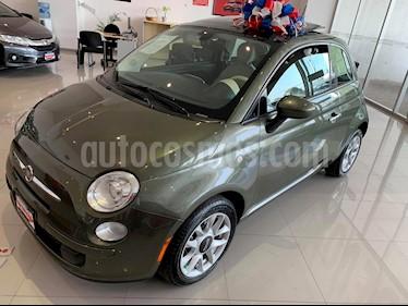 Foto venta Auto Seminuevo Fiat 500 Easy Aut (2016) color Verde Oliva precio $209,000
