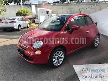 Foto venta Auto Usado Fiat 500 Easy (2016) color Rojo precio $198,000