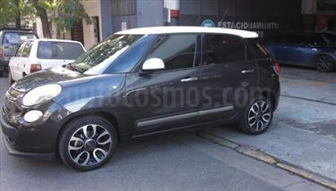 Foto venta Auto Usado Fiat 500 Lounge Aut (2014) color Gris Oscuro precio $352.000