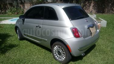 Foto venta Auto Usado Fiat 500 Lounge Aut (2012) color Gris Plata  precio $320.000