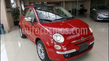 Foto venta Auto Seminuevo Fiat 500 Lounge (2016) color Rojo precio $248,000