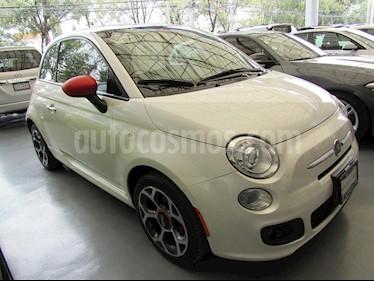Foto venta Auto Seminuevo Fiat 500 Lounge (2017) color Blanco precio $259,000