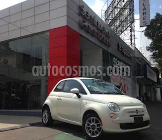 Foto venta Auto Seminuevo Fiat 500 Pop (2013) color Blanco Perla precio $135,000