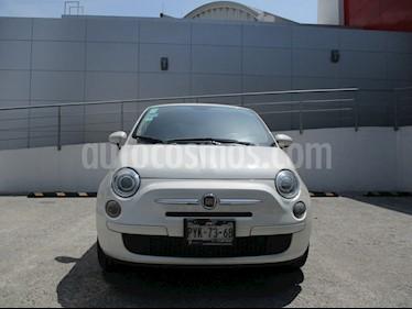 Foto venta Auto Seminuevo Fiat 500 Pop (2014) color Blanco Marfil precio $140,000
