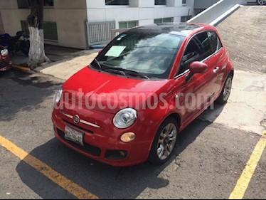 Foto venta Auto Seminuevo Fiat 500 Sport Aut (2015) color Rojo precio $209,900