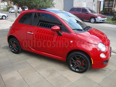 Foto venta Auto Usado Fiat 500 Sport (2013) color Rojo precio $259.900