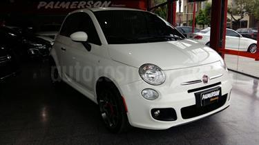 Foto venta Auto Usado Fiat 500 Sport (2014) color Blanco precio $300.000