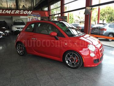 Foto venta Auto Usado Fiat 500 Sport (2013) color Rojo precio $278.000