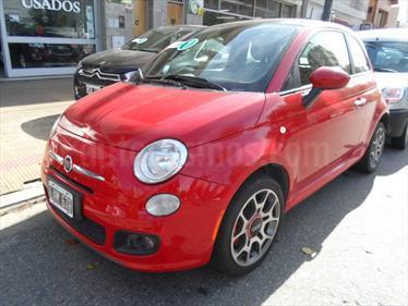 Foto venta Auto Usado Fiat 500 Sport (2013) color Rojo precio $239.500