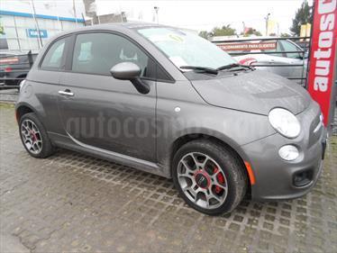 Foto venta Auto Usado Fiat 500 Sport (2013) color Gris precio $276.980